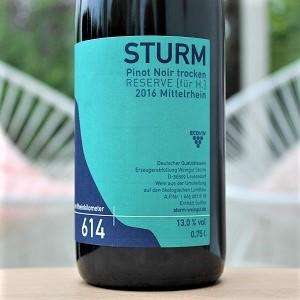 Pinot Noir Reserve für H